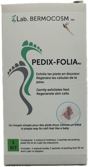 Pédix-Folia - Kit