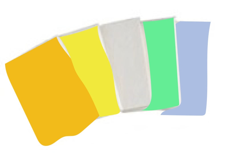 Plaquette de diffuseur - recharge 5 pcs aromatiser
