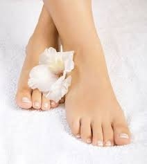Bath salt for feet - Sachet