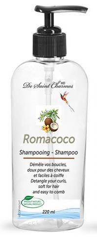 Romacoco shampoo 220 ml
