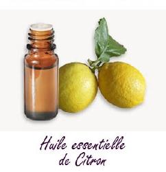 Huile essentielle de citron 15 ml