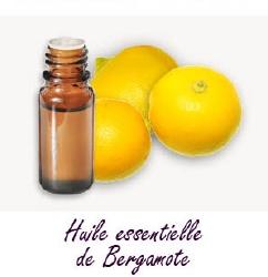 Huile essentielle de bergamote 15 ml